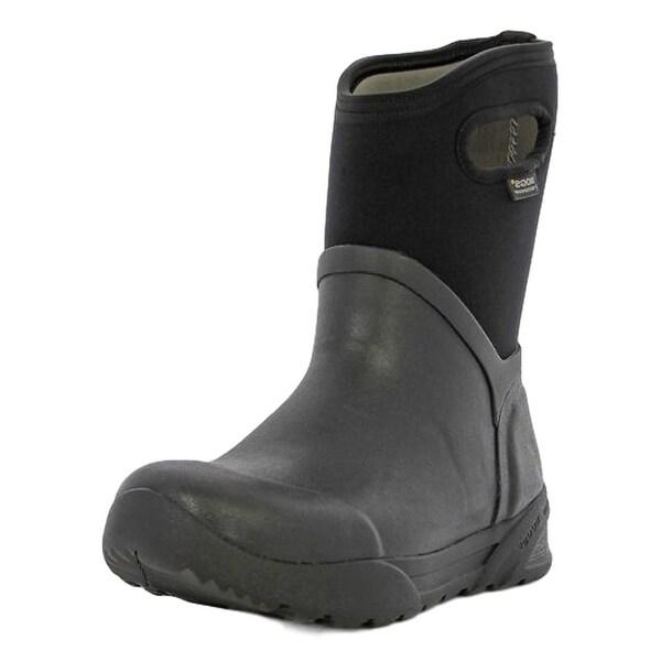 Bogs Outdoor Boots Mens Bozeman Mid Waterproof Slip Resistant