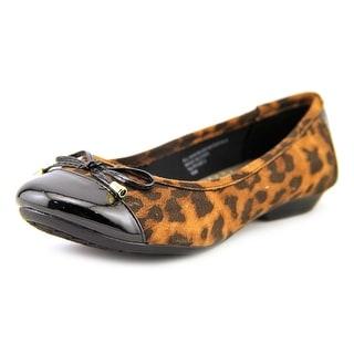 Karen Scott Rylee 2 Round Toe Canvas Loafer