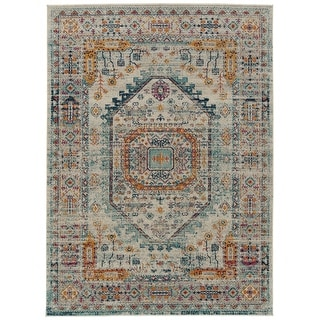 Link to Kaleen Zuma Beach Collection Indoor Outdoor Polypropylene Area Rug Similar Items in Transitional Rugs