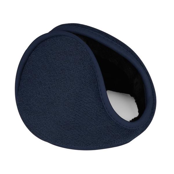 Outdoor Activities Warm Ear Earmuffs Winter for Men Women Dark Blue-3