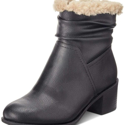 Style & Co. Womens Penelopy Closed Toe Ankle Cold Weather Boots