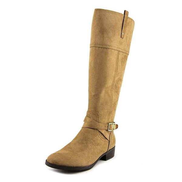 baf7f4e80d2 Shop Liz Claiborne Palermo Women Tan Micro Boots - Free Shipping On ...
