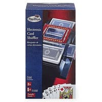 Automatic Card Shuffler, Card Games by Cardinal Games
