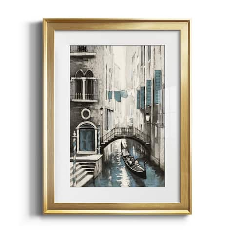 Venice I Premium Framed Print - Ready to Hang
