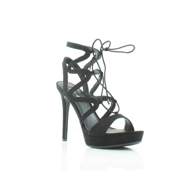 Guess Aurela Women's Heels Black