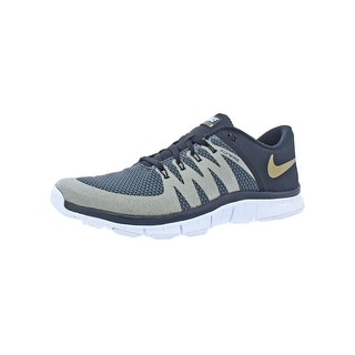 6f2529ea9fa8 ... sale shop nike boys free trainer 5.0 bg nfl trainers big kid superbowl  50 black metallic