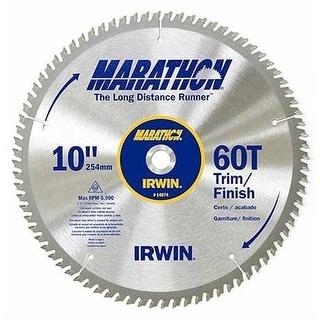 """Irwin 14074 """"Marathon"""" Miter & Table Saw Blade 10"""""""