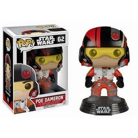 Funko POP Star Wars The Force Awakens Poe Dameron Vinyl Figure