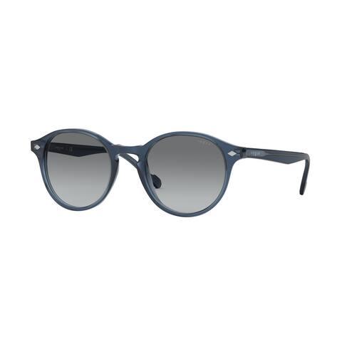 Vogue VO5327S 276011 48 Transparent Blue Man Phantos Sunglasses