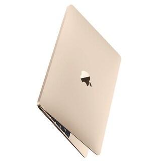 Apple Macbook 12-inch Retina Display Intel Core m3 256GB - Gold (Early 2016) (Certified Refurbished)