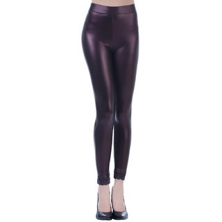 Mad Style Liquid Matte Metallic Leggings