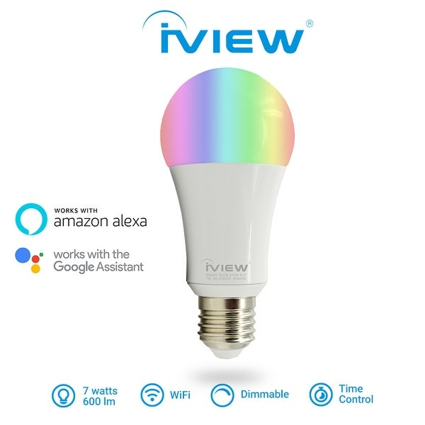 Isb600 Smart Hub Light BulbMulti Iview Wifi Led Required ColorDimmibleNo TuXikOPZ