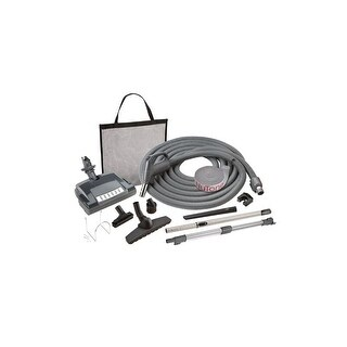 Nutone CS600 Central Vacuum Electronic Carpet and Bare Floor Combination Attachment Set - n/a
