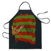 Nightmare on Elm Street Freddy Krueger Character Apron - Multi