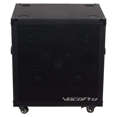 VocoPro CHAMPION-REC/RV SPEAKER Portable Karaoke System