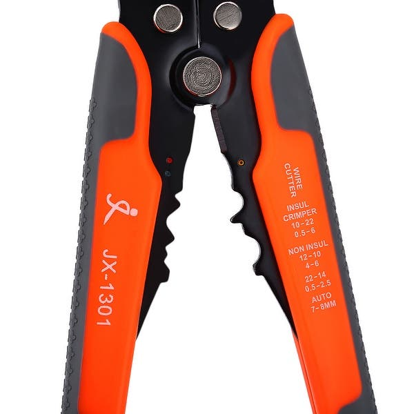 Professional Crimping Tool Multi kabelentmantler Cable PLIERS ELECTRIC STRIPPER CRIMPING PLIERS