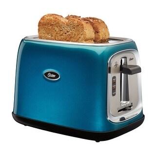 Oster TSSTTRJB0T 2-Slice Toaster Teal Turquoise
