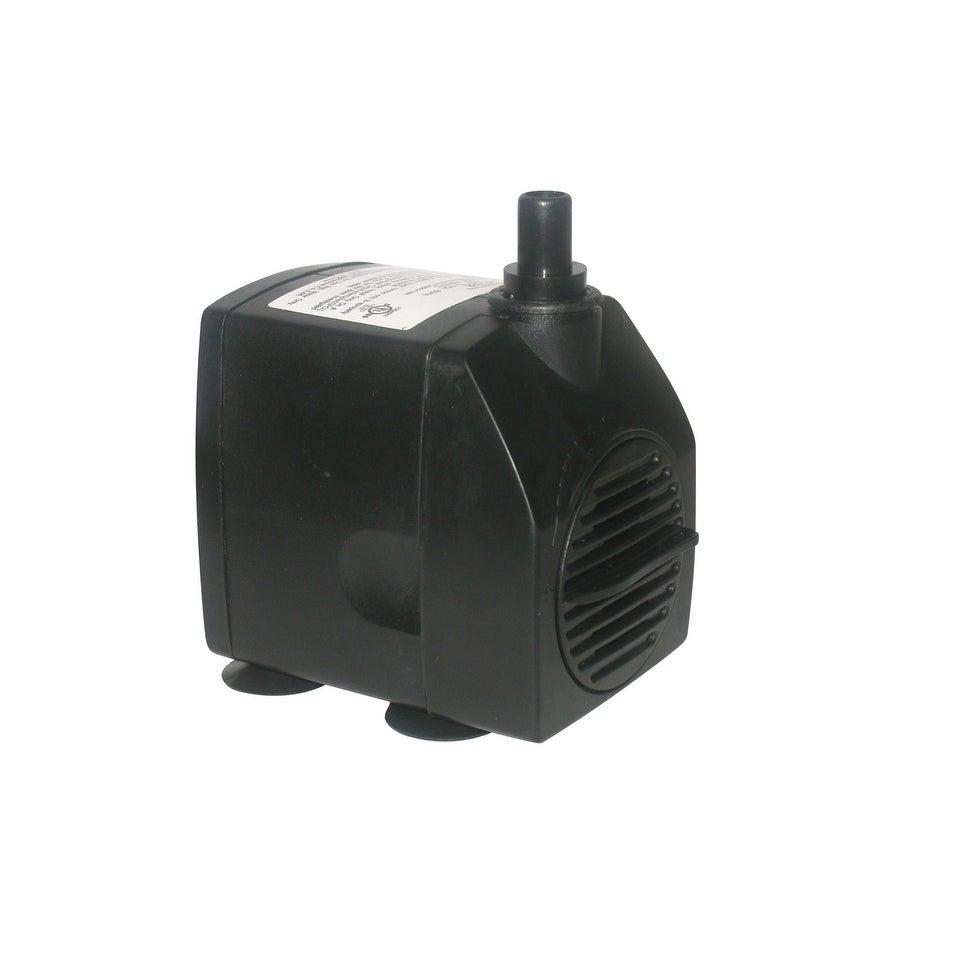 Power Head Pump 180 GPH 6Ft Cord [Kitchen] - Black - Thumbnail 0
