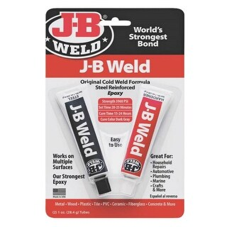 Jb Weld 8265S Cold Weld Bonding Compound, 1 Oz
