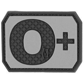 Maxpedition O+ POS Blood Type Patch Swat - MXBTOPS