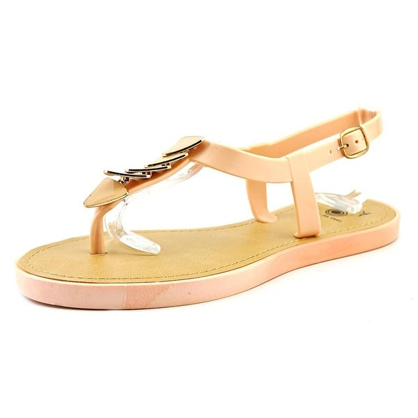 Dizzy Aquatic Women Open Toe Synthetic Thong Sandal