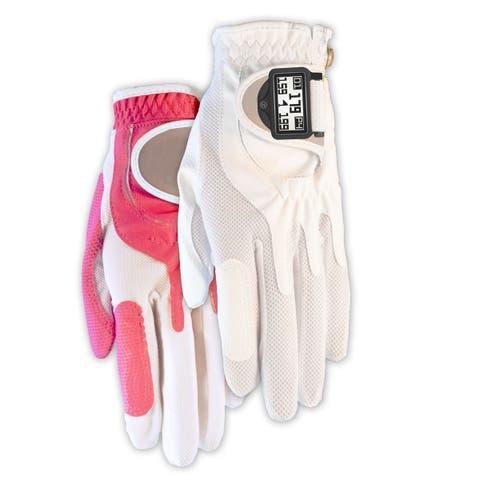 Zero Friction Womens Distance Pro GPS Golf Glove Pair RH - GL21011