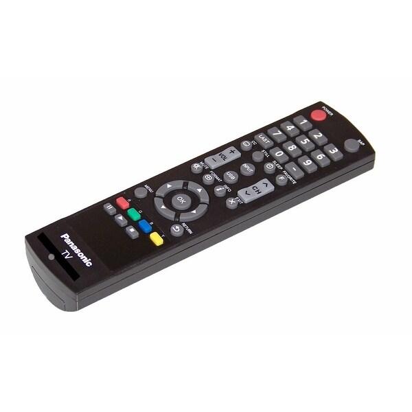 OEM Panasonic Remote Control Originally Shipped With: TC32LC54, TC-32LC54, TCL3252C, TC-L3252C, TCL32C5, TC-L32C5