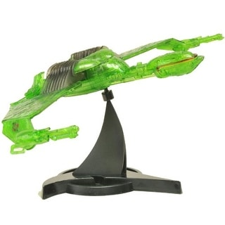 Star Trek Starships Bird Of Prey Electronic Starship Exclusive Cloaked Version - multi