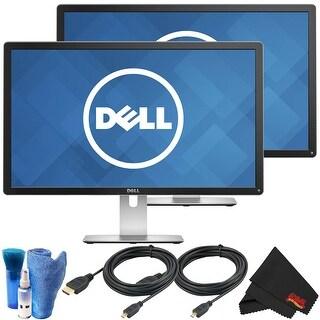 "Dell Ultra HD 4k Monitor 27"" - 2 Pack Bundle"