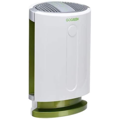 3-in-1 HEPA Filter Particle Allergie Eliminator Air Purifier