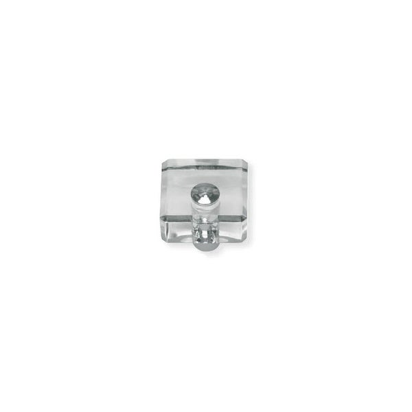 "Atlas Homewares 3145 Optimism 1-1/4"" Square Cabinet Knob - n/a"