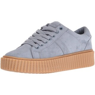 Indigo Rd. Womens Cray Low Top Lace Up Fashion Sneaker