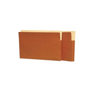Star Products Premium Top Tab Expanding File Folder, Letter, 1-3/4 Inches