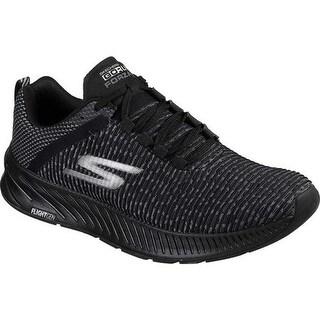 Skechers Men's GOrun Forza 3 Running Shoe Black/Black