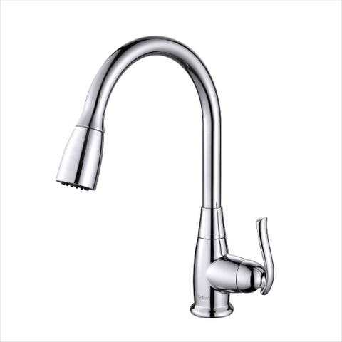 Kraus KPF-2230 High Arch 2-Function 1-Handle Pulldown Kitchen Faucet