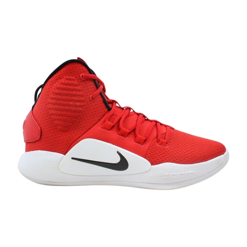 Shop Nike Hyperdunk X TB University Red