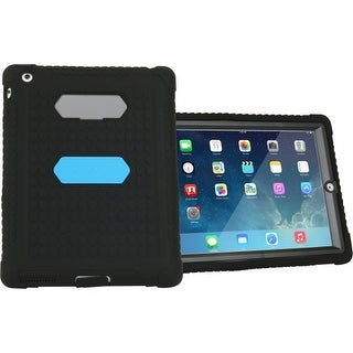 """Max Cases AP-SC-IP234-11-BLK Max Cases Shield for Apple iPad 2, 3, 4 - iPad 2, iPad 3, iPad 4 - Polycarbonate - 72"""" Drop"""