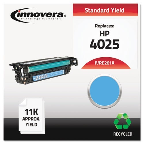 Innovera Remanufactured Toner Cartridge E261A Remanufactured Toner