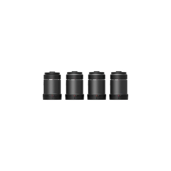 DJI DL & DL-S Lens Set for Zenmuse X7 Camera(4 pcs) - CP.BX.00000039.01