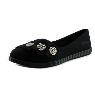 Blowfish Galven Round Toe Canvas Flats (Option: 1.5)