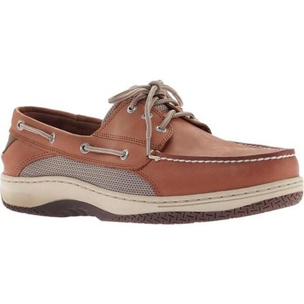 c804f8b0a845f Shop Sperry Top-Sider Men s Billfish 3-Eye Boat Shoe Dark Tan - Free ...