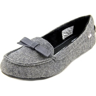 Keds Cruise Bow Women Round Toe Canvas Loafer