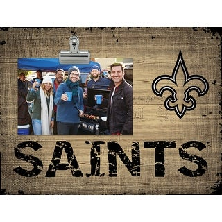 Link to New Orleans Saints Clip Frame Similar Items in Fan Shop