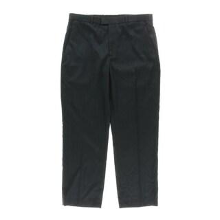Perry Ellis Portfolio Mens Dress Pants Folio-Flex Straight Leg