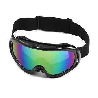 Women Men Adult Hiking Racing Eye Protecting Ski Goggles Glasses