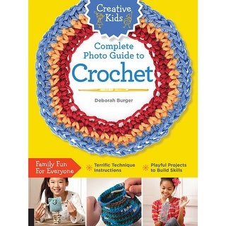 Creative Publishing International-Complete Photo Guide To Crochet