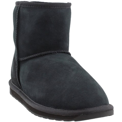 Emu Australia Womens Australia Stinger Mini Casual Booties Shoes