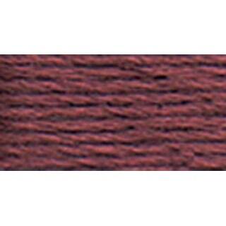 Medium Dark Antique Mauve - Dmc Pearl Cotton Skein Size 5 27.3Yd