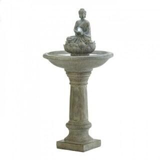 Buddha Pedestal Water Fountain