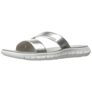 7c84a00ee Shop Cole Haan Womens Zerogrand Open Toe Casual Slide Sandals - Free  Shipping Today - Overstock - 17802828